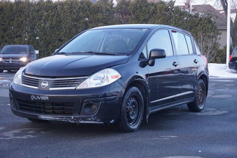 Nissan Versa POUR PETIT BUDGET-A/C-GR.ÉLECTRIQUE 2009