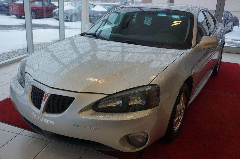 Pontiac Grand Prix GT-MAG-A/C/GR.ÉLECTRIQUE-MOTEUR 3.8L 2004