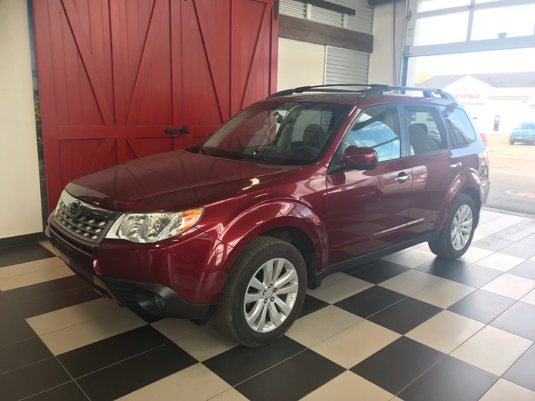 Subaru Forester X Limited 2011