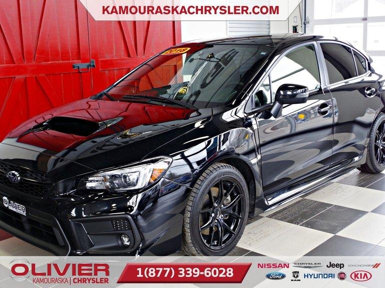 Subaru WRX SPORT,AWD,BLUETOOTH, TOIT OUVRANT 2018