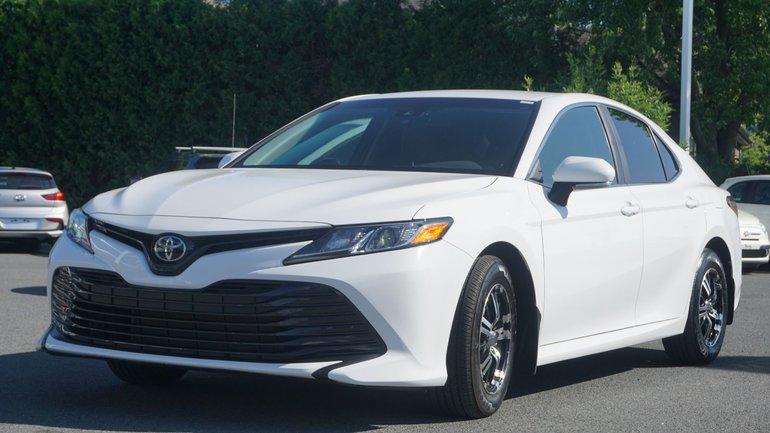 Toyota Camry 6315 KL-CAMÉRA-BLUETOOTH-MAG-GARANTIE 2018