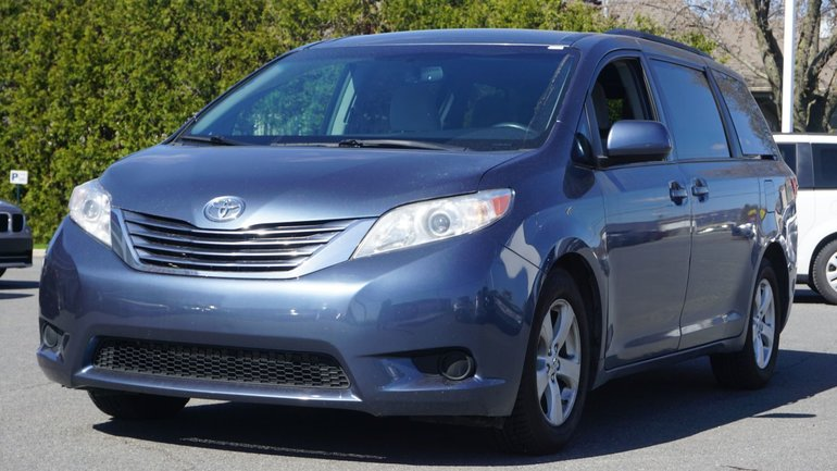 Toyota Sienna LE-8 PASSAGER-BLUETOOTH-MAG-CAMÉRA 2015