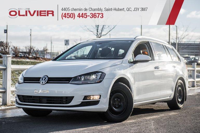 Volkswagen Golf Sportwagon  2015
