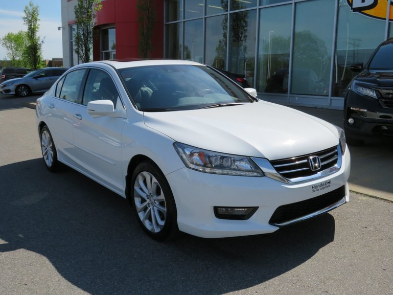 Honda Accord Sedan Touring V6 2015