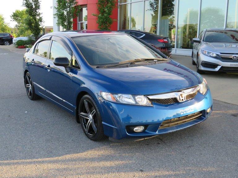 Honda Civic Sdn DX-G manuelle 2011