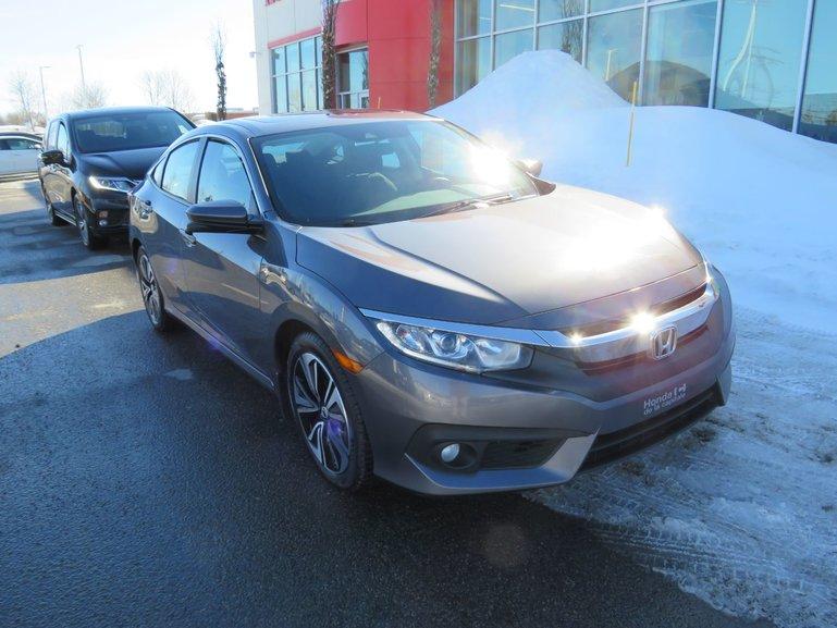 Honda Civic Sedan EX-T  **TURBO** 2016