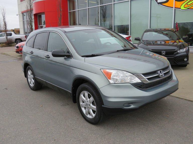 Honda CR-V LX TRACTION AVANT 2010
