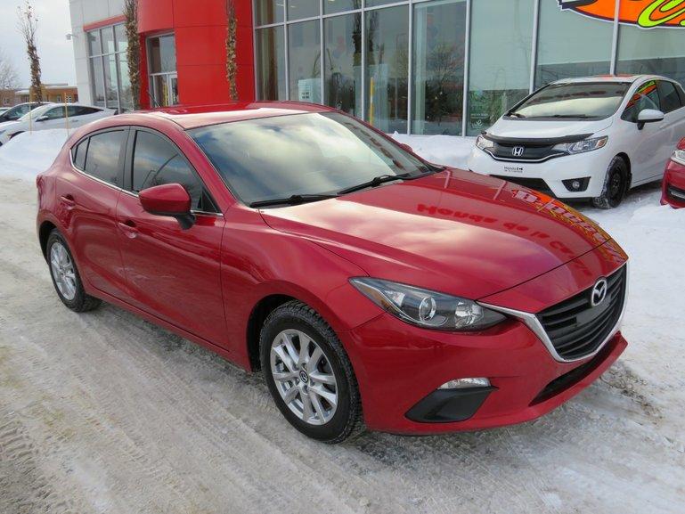 Mazda Mazda3 GS   SPORT AUTOMATIQUE 2015