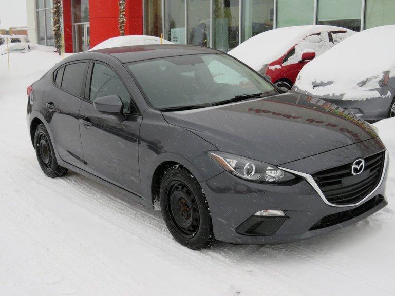Mazda Mazda3 GX MANUELLE 2015