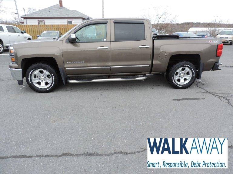 2014 Chevrolet Silverado 1500 $240 BI-WEEKLY