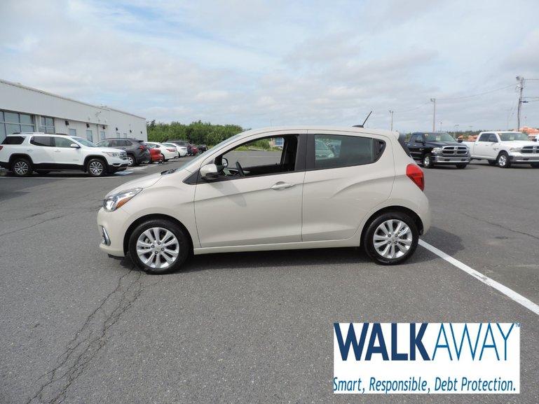 2018 Chevrolet Spark $134 B/W TAX INC