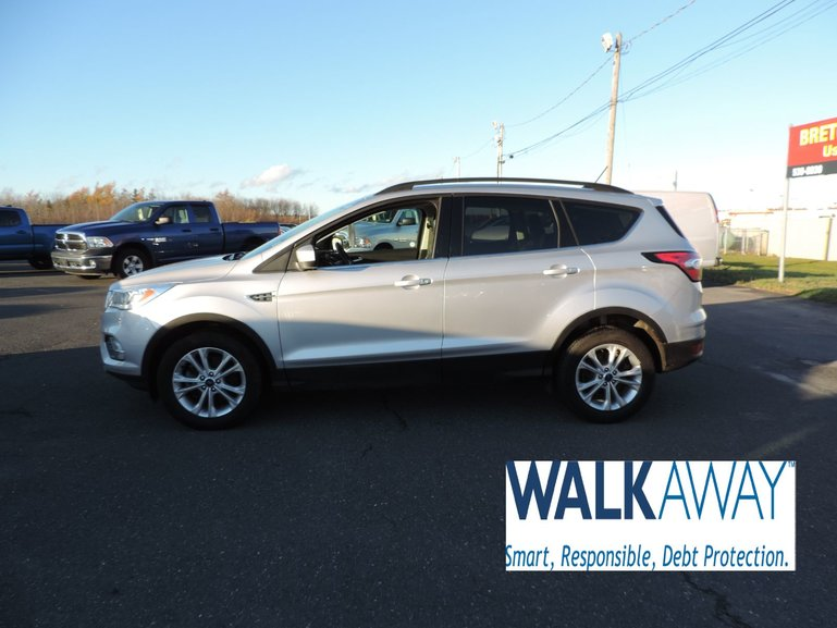 2018 Ford Escape $225 B/W TAX INC.