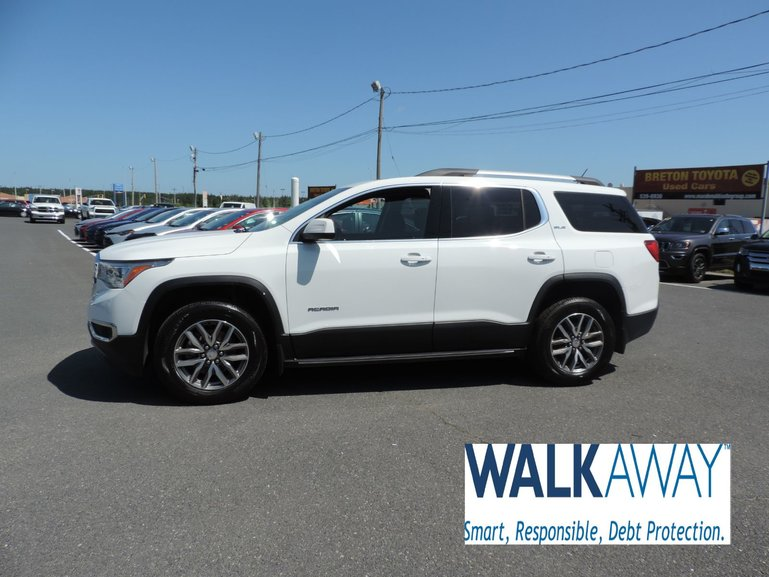 2018 GMC Acadia $290 B/W TAX INC.