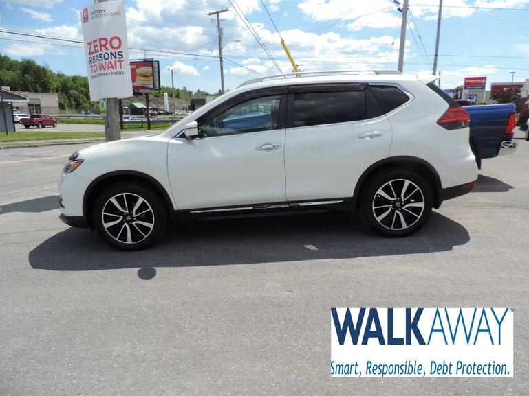 2017 Nissan Rogue $239 BI-WEEKLY