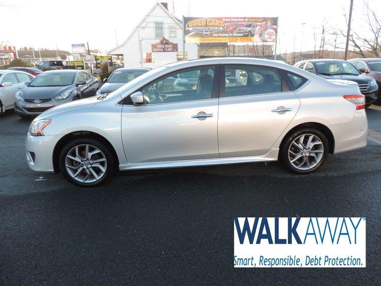 2014 Nissan Sentra $114 B/W TAX INC.