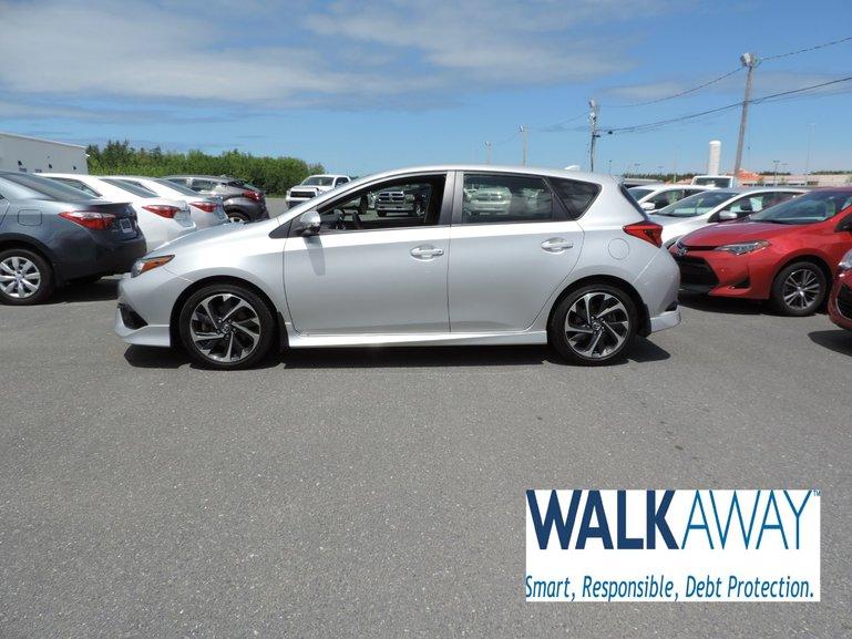 2018 Toyota Corolla iM $184 B/W TAX INC.