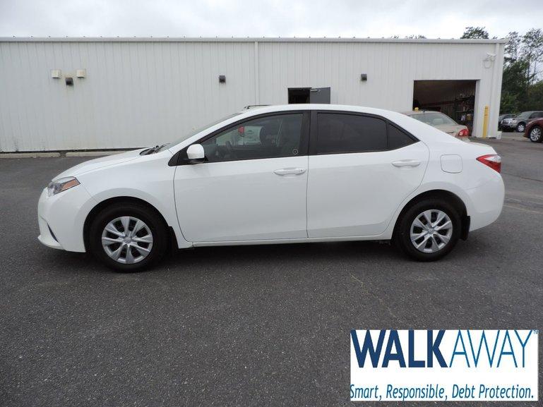 2014 Toyota Corolla $109 BI-WEEKLY