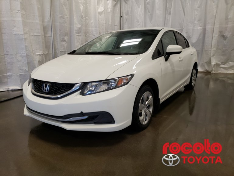 Honda Civic Sedan * LX * AIR CLIMATISÉE * BLUETOOTH * 2015