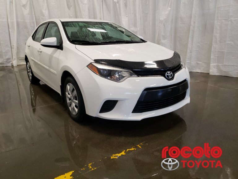 Toyota Corolla * LE * BLUETOOTH * CAM DE RECUL * 2014