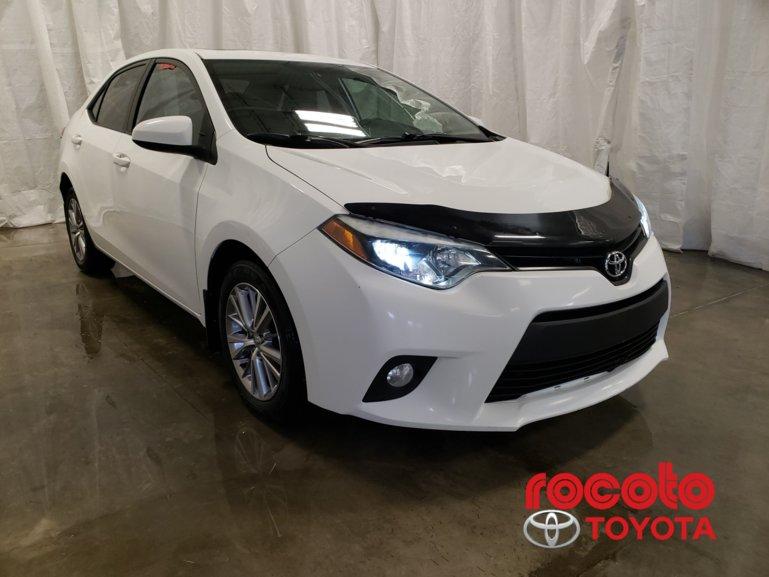 Toyota Corolla * LE * CUIR * TOIT OUVRANT * 2014