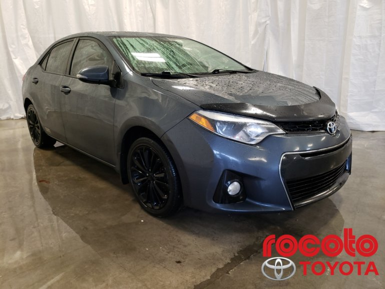 Toyota Corolla * S 50IEME * TOIT OUVRANT * MAGS * 2015