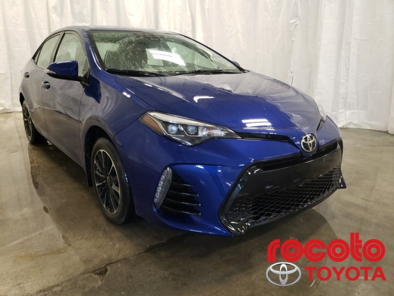 Toyota Corolla * SE * GR ÉLECTRIQUE * BLUETOOTH * 2017
