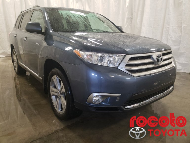 Toyota Highlander * Limited * GPS * CUIR * TOIT OUVRANT * 2013