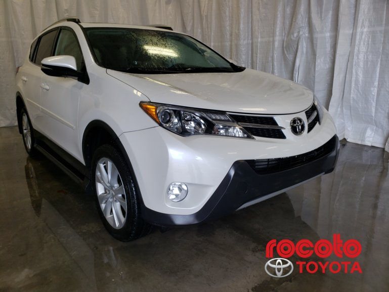 Toyota RAV4 * Limited * GR ÉLECTRIQUES * MAGS * CUIR * 2013