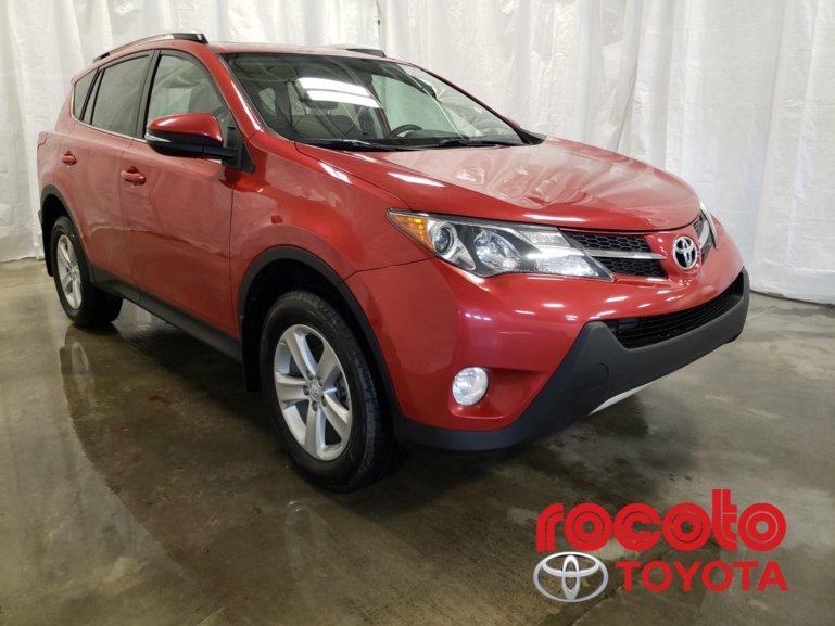 Toyota RAV4 * XLE * GR ÉLECTRIQUE * MAGS * TOIT OUVRANT * 2014