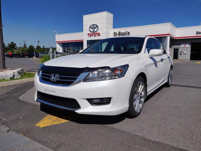 Honda Accord Sedan TOURING BLUETOOTH SIÈGES CHAUFFANTS CUIR 2014