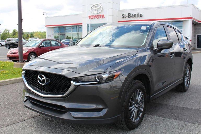 Mazda CX-5 GS CAMERA DE RECUL MAGS SIEGES CHAUFFANTS 2018