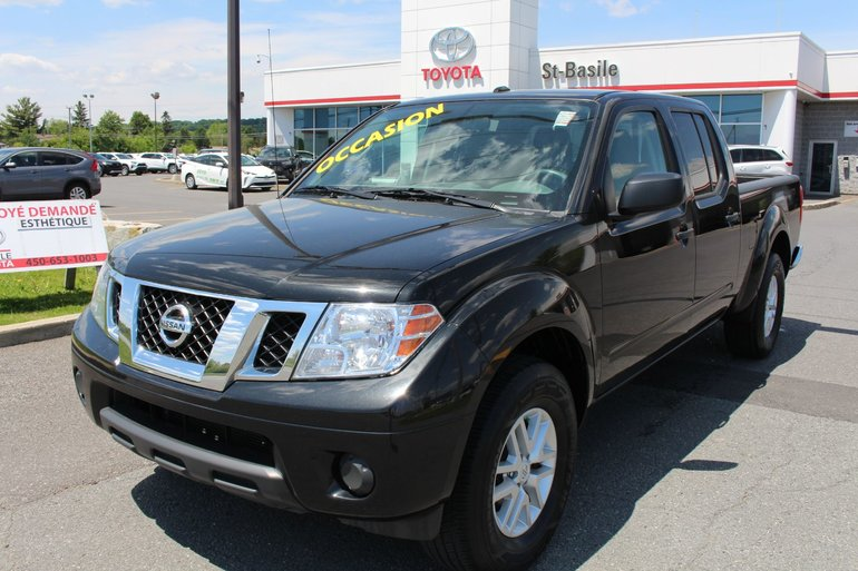 Nissan Frontier SV BLUETOOTH MAGS V6 4.0L 4X4 2016