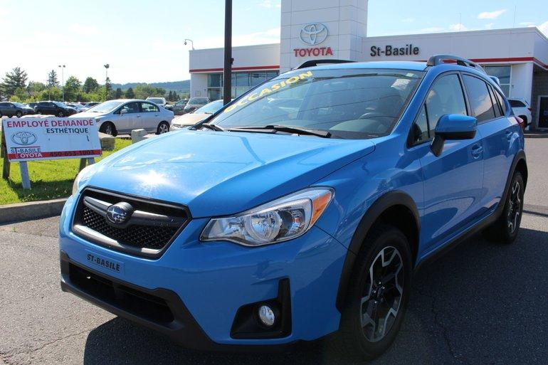 Subaru Crosstrek SPORT AWD MAGS TOIT SIEGES CHAUFFANTS CAMERA RECUL 2017