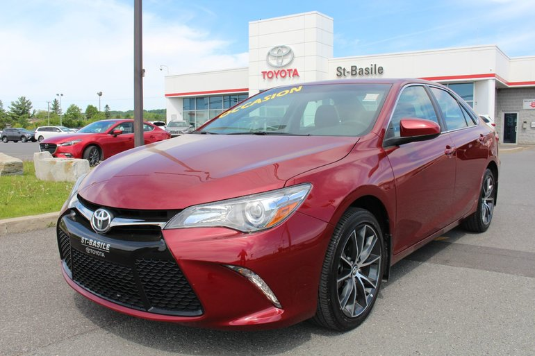 Toyota Camry XSE BLUETOOTH GPS SIEGE CHAUFFANT CAMERA DE RECUL 2017