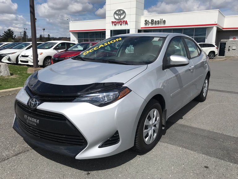 Toyota Corolla CE BLUETOOTH CAMERA RECUL 2018