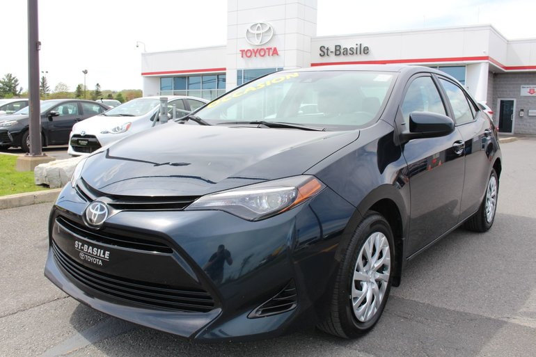 Toyota Corolla LE BLUETOOTH SIEGES CHAUFFANTS CAMERA RECUL 2019