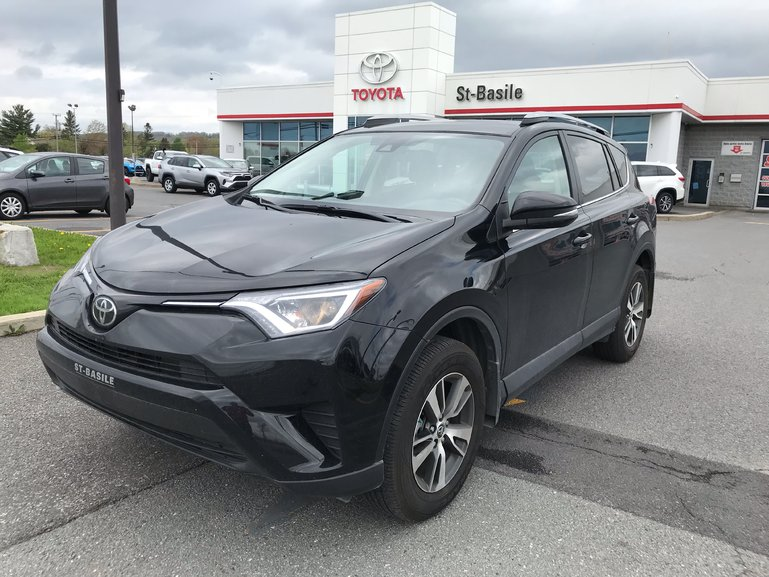 Toyota RAV4 LE AWD BLUETOOTH SIEGES CHAUFFANTS CAMERA RECUL 2018