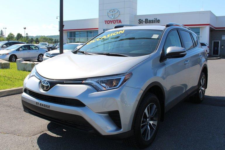 Toyota RAV4 LE AWD CAMERA RECUL SIEGES CHAUFFANTS 2018