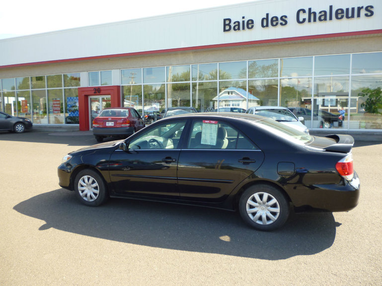Toyota Baie des Chaleurs | Pre-Owned 2005 Toyota Camry LE