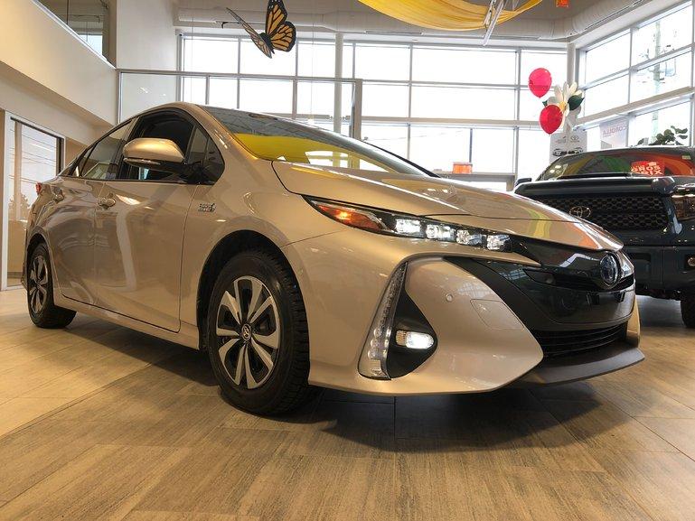 Toyota PRIUS PRIME TECH. 2017