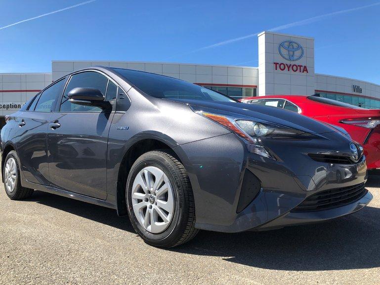 Toyota Prius HYBRID 2017