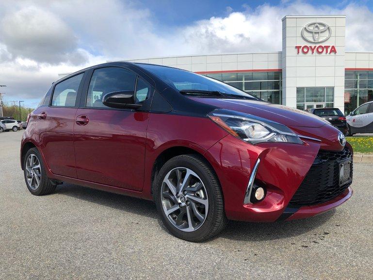 Toyota Yaris Hatchback SE 2018