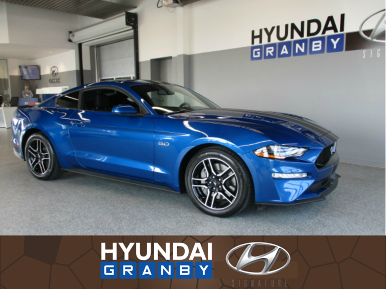 2018 Ford Mustang Gt >> Hyundai Granby Pre Owned 2018 Ford Mustang Gt 5 0 L Coupe