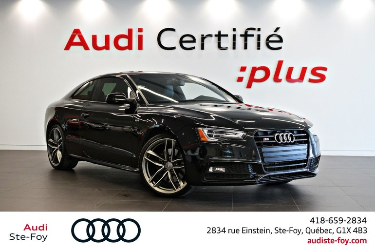 Audi S5 Dynamic Edition-*0.9% disponible 2017