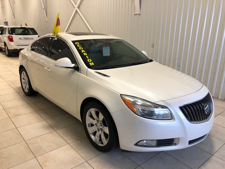 Buick Regal Base*BLUETOOTH*TOIT*MAGS*CUIR CHAUFF* 2012