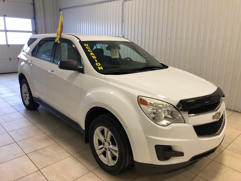 Chevrolet Equinox LS*AWD*8 ROUES*BLUETOOTH* 2011