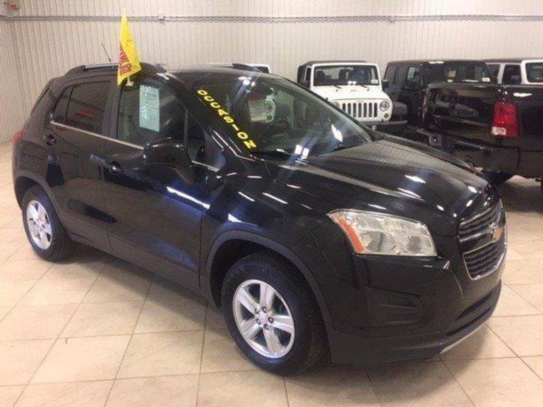 Chevrolet Trax 1LT*CRUISE*BLUETOOTH*A/C*MAGS*AWD* 2013