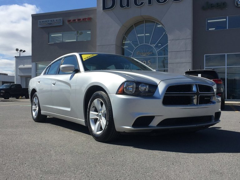 Dodge Charger SE*A/C 2 ZONES*CRUISE*MAGS 17* 2012
