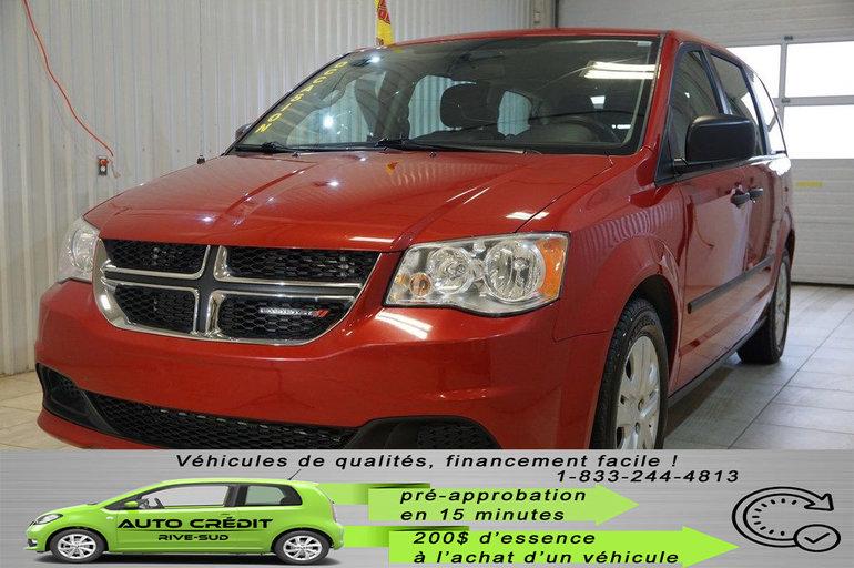 Dodge Grand Caravan SE*AUX*STOW&GO*CRUISE* 2013