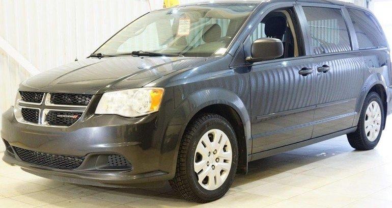 Dodge Grand Caravan SXT*STOW&GO*BLUETOOTH* 2014